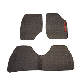 Suzuki Wagon R PVC Floor Mat Grey - Model 2014-2018-SehgalMotors.Pk