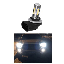 DLAA Builtin LED Fog Lamps / Fog Lights Replacement – HD 881-LED | Bright SMD LED | Waterproof Lamps-SehgalMotors.Pk