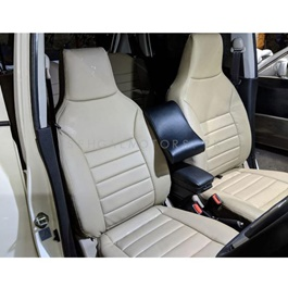 Suzuki Wagon R Seats Covers Beige - Model 2014-2018-SehgalMotors.Pk