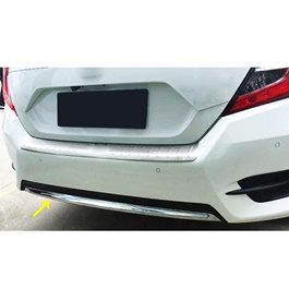 Honda Civic Back Lid Chrome Garnish Style 2 - Model 2016-2020-SehgalMotors.Pk