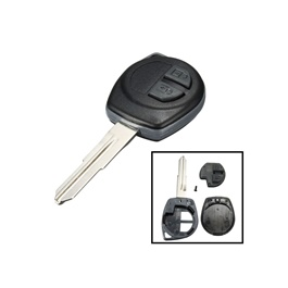 Suzuki APV 2 Button Replacement Key Shell Cover | Key Case Shell | Protective Shell Cover | Replacement Key Cover-SehgalMotors.Pk