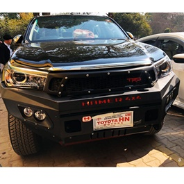 Toyota Revo Nuts Style Front Grille - Model 2016-2020 -SehgalMotors.Pk