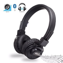 NIA X5SP Headset Wireless Stereo Bluetooth Headphones Bluetooth Speakers-SehgalMotors.Pk