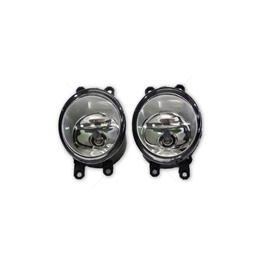 Universal Super Fog Lamps / Fog Lights Replacement | Bright SMD LED | Waterproof Lamps-SehgalMotors.Pk