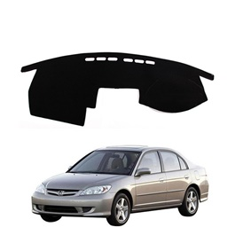 Honda Civic Dashboard Carpet For Protection and Heat Resistance - Model 2005-2009-SehgalMotors.Pk