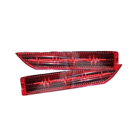 Toyota Corolla Heart Beat Brake Bumper Light - Model 2017-2019-SehgalMotors.Pk