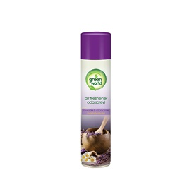 Green World Air Freshener Lavender And Chamamile | Car Perfume | Fragrance | Air Freshener | Best Car Perfume | Natural Scent | Soft Smell Perfume-SehgalMotors.Pk