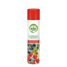 Green World Air Freshener Strawberry And Blueberry-SehgalMotors.Pk