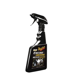 Meguiars Engine Dressing  | Engine Cleaner | Engine External Cleaning Agent | Engine Degreaser Protection | Engine Surface Maintenance Agent