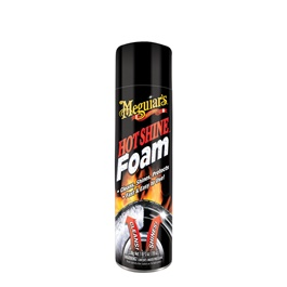 Meguiars Hot Shine Tire / Tyre Foam - 561ml | Tyres Foam And Shine | Tyre Cleaner | Tyre Product | Tyre Foam Cleaner | Multi Purpose Foam Cleaner For Tires | Universal All Purpose Tire Cleaner-SehgalMotors.Pk
