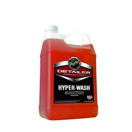 Meguiars Hyper Wash - 1 Gallon | Car Shampoo | Car Cleaning Agent | Car Care Product | Glossy Touch Shampoo | Mirror Like Shine-SehgalMotors.PK