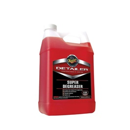 Meguiars Super Degreaser - 1 Gallon | Engine Cleaner | Engine External Cleaning Agent | Engine Degreaser Protection | Engine Surface Maintenance Agent-SehgalMotors.Pk