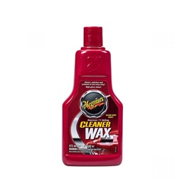 Meguiars Cleaner Wax Liquid A1216 - 473ML-SehgalMotors.Pk