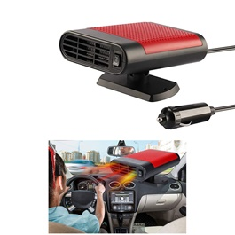 Car Auto Heater Fan 12V Smart Version-SehgalMotors.Pk