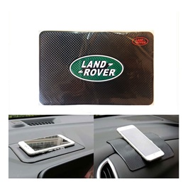 Land Rover Non Slip Dashboard Mat  | Anti Skid Material | Silicon Type Dashboard Mat | Car Anti Slip Mat-SehgalMotors.Pk