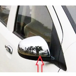 Suzuki Alto Side Mirror Chrome Cover - Model 2018-2020 MA001591-SehgalMotors.Pk