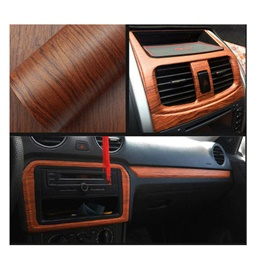 Wooden Wrap Per Sq Ft | Car Vinyl Wrap Film | Car Wrapping | Vehicle Wrap-SehgalMotors.Pk