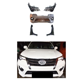 Toyota Hilux Revo Convert To Toyota Fortuner 2020 without Grille-SehgalMotors.Pk