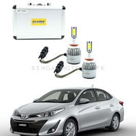 Toyota Yaris Maximus LED HID Extreme Vision - Model 2020-2021-SehgalMotors.Pk