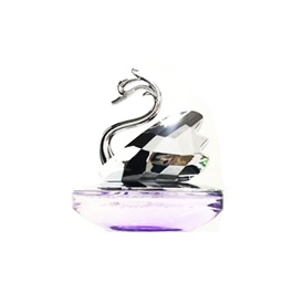 Swan  Swarovski Sculpture Car Perfume Fragrance For Dashboard S-819-SehgalMotors.Pk