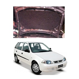 Suzuki Cultus Bonnet Cover Protector Lid Garnish Namda Old Model - Model 2007-2017 -SehgalMotors.Pk