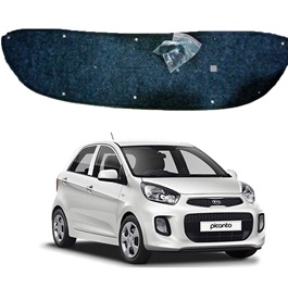 KIA Picanto Bonnet Cover Protector Lid Garnish Namda - Model 2019-2020-SehgalMotors.Pk