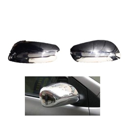 Suzuki Alto Automatic Side Mirror Chrome Cover RS Style- Model 2018-2020 MA001232-SehgalMotors.Pk