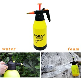 Dada Sprayer For Car Detailing Foam Splatter Spray Shower Bottle Manual Hand Pump Pressure Washer-SehgalMotors.Pk