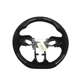 Honda Vezel Carbon Fiber Steering Wheel - Model 2016-2019-SehgalMotors.Pk