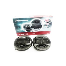 PIONEER 4' 2-Way 200W Coaxial Speaker for Coaxial Speaker China - TS-A1095S -SehgalMotors.Pk