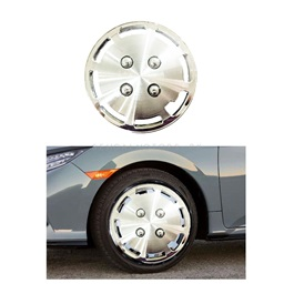 Wheel Cups / Wheel Covers ABS Full Chrome - 12 Inches