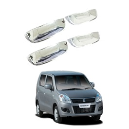 Suzuki Wagon R Chrome Handle Inner Bowl - Model 2014-2020-SehgalMotors.Pk