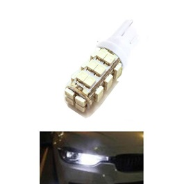 Maximus SMD 28 Parking Light LED White - Pair | Led Light Bulb For Parking | SMD Car Exterior Parking Lamps Parking Lights Car Accessories-SehgalMotors.Pk