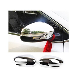 KIA Sportage Side Mirror Chrome Covers - Model 2019 - 2020-SehgalMotors.Pk