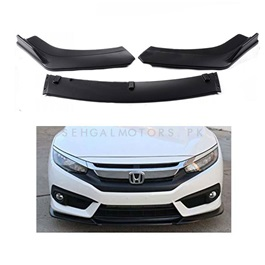 Honda Civic Front Splitter - Model 2016-2020-SehgalMotors.Pk