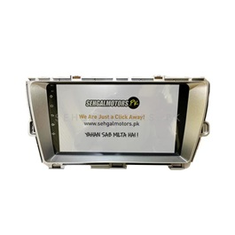 Toyota Prius Android LCD IPS Version 2  - Model 2009-2018-SehgalMotors.Pk