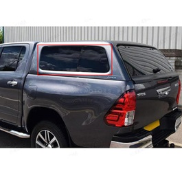 Toyota Hilux Revo Canopy Glass - Model 2016-2019