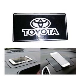 Toyota New Style Non Slip / Anti Skid Mat For Dashboard | Anti Skid Material | Silicon Type Dashboard Mat | Car Anti Slip Mat-SehgalMotors.Pk
