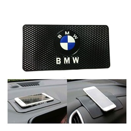 BMW Motorsport Non Slip / Anti Skid Mat For Dashboard-SehgalMotors.Pk