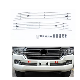 Toyota Land Cruiser Lower Chrome Grille - Model 2015-2021-SehgalMotors.Pk