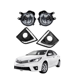 Toyota Corolla Pentair Fog Lamps / Fog Lights TY-544AL - Model 2014-2017-SehgalMotors.Pk