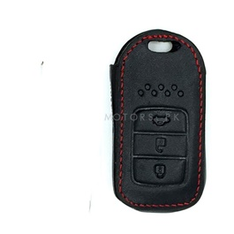 Honda Civic Leather Key Cover 3 Button - Model 2016-2020-SehgalMotors.Pk