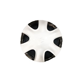 Suzuki Wagon R Wheel Cover Black Silver 13 Inches - Model 2014-2020-SehgalMotors.Pk