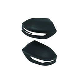 Toyota Hilux Revo Side Mirror Complete Black Covers - Model 2016-2021-SehgalMotors.Pk