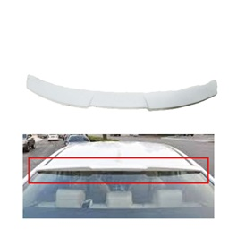 Honda Civic Reborn Back Screen Spoiler 2008-2010-SehgalMotors.Pk