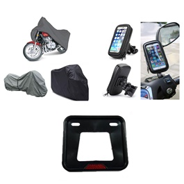 Multi Car Accessories Bundle Offer Package - 1-SehgalMotors.Pk