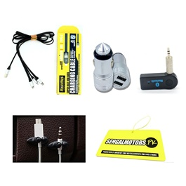 Multi Car Accessories Bundle Offer Package - 3-SehgalMotors.Pk