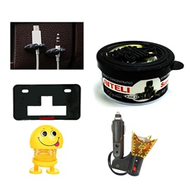 Multi Car Accessories Bundle Offer Package - 7-SehgalMotors.Pk