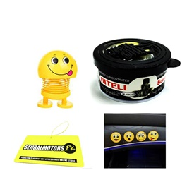 Multi Car Accessories Bundle Offer Package - 8-SehgalMotors.Pk