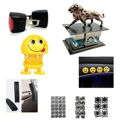 Multi Car Accessories Bundle Offer Package - 6-SehgalMotors.Pk